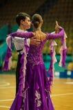 Danspaar Royalty-vrije Stock Afbeelding