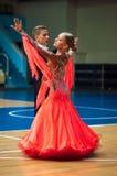 Danspaar, Royalty-vrije Stock Foto's