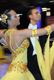 dansturnering Royaltyfria Bilder