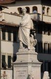 Dante- Alighieri Lizenzfreie Stockfotos