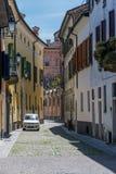 Dante Alighieri gata royaltyfria bilder