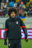 Dante. Match between FC Shakhtar vs FC Bayern. Champions League Royalty Free Stock Photos