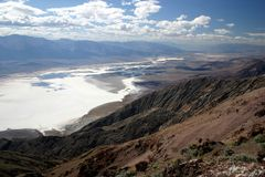 Dante's View. Death Valley National Park stock images