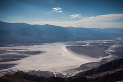 Dante`s View Death Valley National Park royalty free stock image