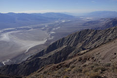 Dante's View, Death Valley National Park Royalty Free Stock Photography