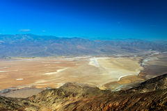 Dante's View, Death Valley Royalty Free Stock Photos