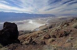 Dante& x27 ; vue de s, Death Valley Image libre de droits