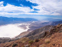 Dantes View, Death Valley California Stock Images