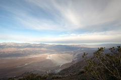 Dantes View, Death Valley National Park, California, USA Stock Photos