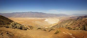 Dantes View, Death Valley National Park. USA Stock Photos