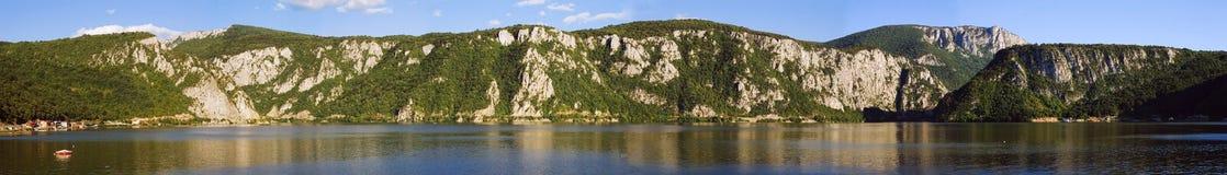 Danube Royalty Free Stock Photo