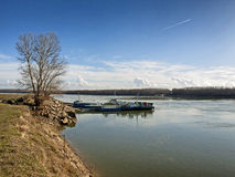 Danube photo stock