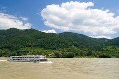 Danube Royalty Free Stock Photography