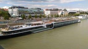 Danube Stock Photo