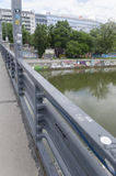 Danube Canal of Vienna royalty free stock image