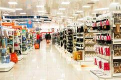 Danube centrent le centre commercial (Donau Zentrum) à Vienne, Autriche Image stock
