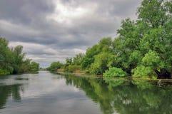 Danube Delta Stock Image