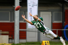 Danube Dragons vs.  Graz Giants Stock Photo