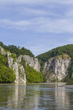 Danube Gorge Royalty Free Stock Image