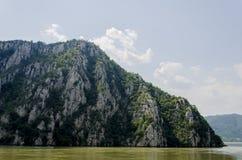 Danube gorge Royalty Free Stock Photos