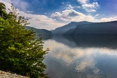 The Danube Gorges, Romania Stock Photography