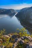 The Danube Gorges, Romania Stock Photos