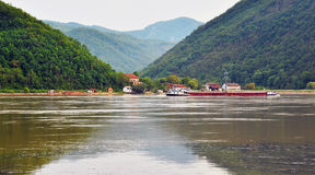 The danube Royalty Free Stock Photography