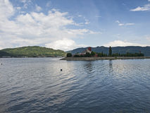 Danube at Orsova Stock Photos