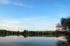 Danube river Royalty Free Stock Photos