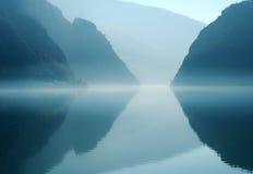 Danube river Royalty Free Stock Image