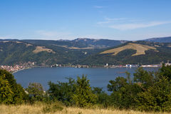 Danube river Royalty Free Stock Image