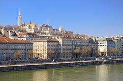 Danube river. Stock Photography
