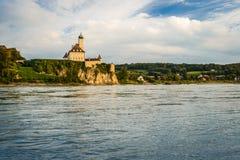 Danube River Royaltyfri Fotografi