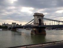 Danube river in Budapest Stock Photos