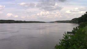 Danube stock video footage