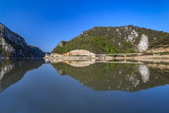Danube River royalty free stock images