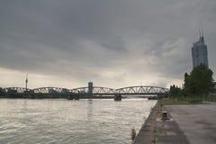Danube Royalty Free Stock Photos