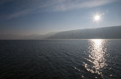 Danube river Stock Photography