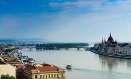 Danube River Stock Image