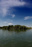 Danube rzeka Fotografia Royalty Free