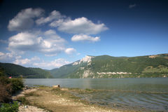 Danubio Fotografie Stock