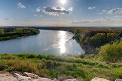 Danubio Immagine Stock Libera da Diritti