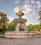 Danubius喷泉 库存照片