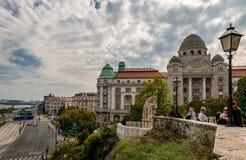 Danubius Hotel Gellért, Budapest. stock photo