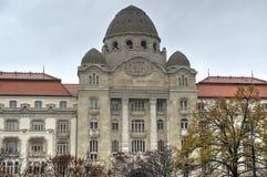 Danubius Hotel Gellert - Budapest, Hungary Royalty Free Stock Photos