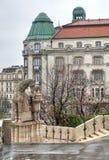 Danubius Hotel Gellert and Saint Istvan, Budapest, Hungary Stock Photography