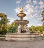 Danubius springbrunn arkivfoton