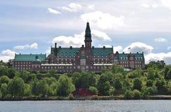 Danvikshem σε Nacka Στοκ φωτογραφίες με δικαίωμα ελεύθερης χρήσης