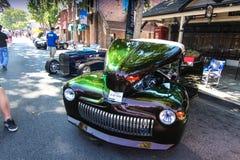 Danville d'Elegance car show 2012 Zdjęcie Stock