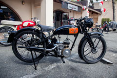 Danville d'Elegance 2014 Royalty Free Stock Photography